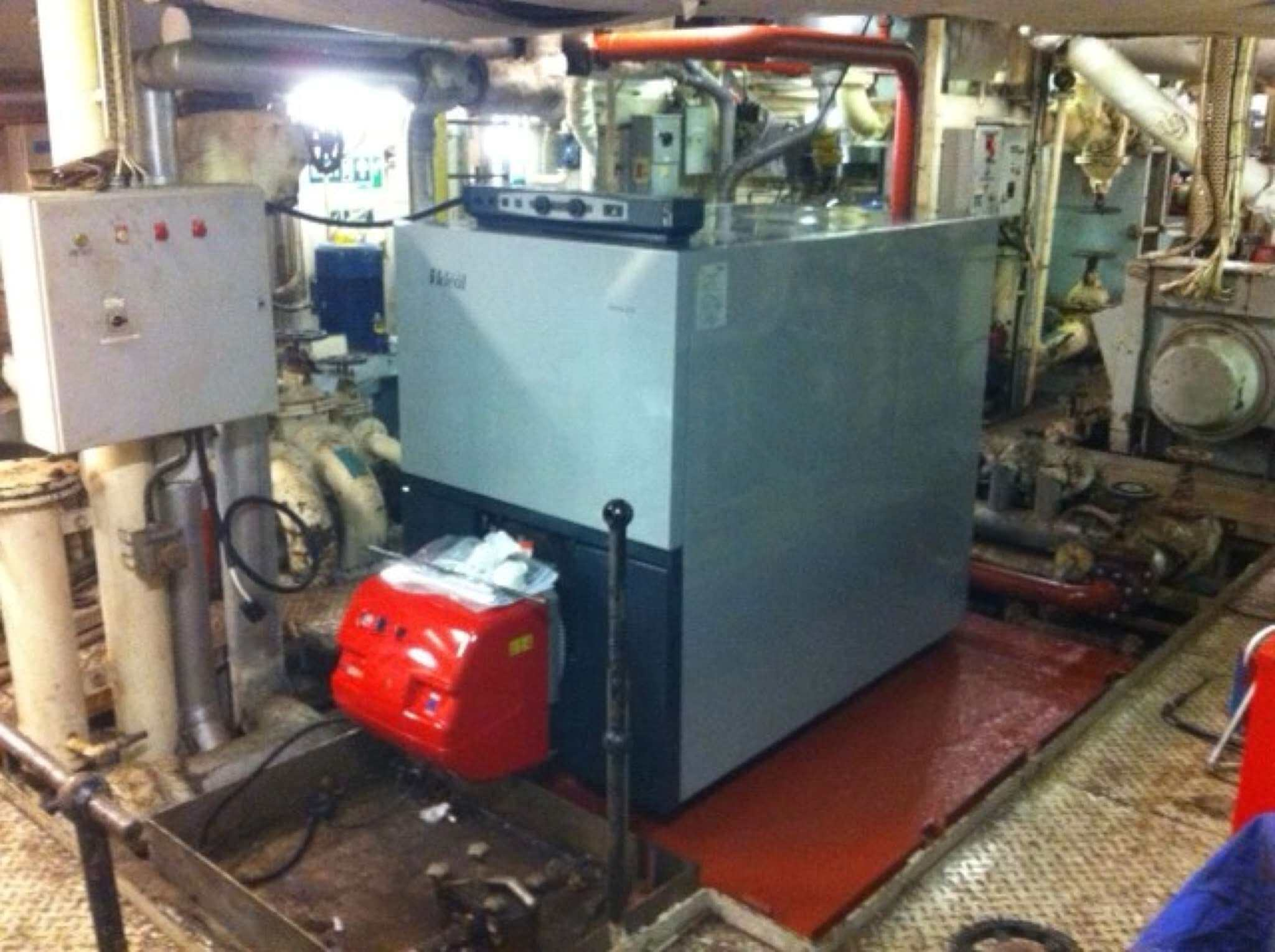 Specialing in the assembly and repair of cast iron boilers | Gallery ...